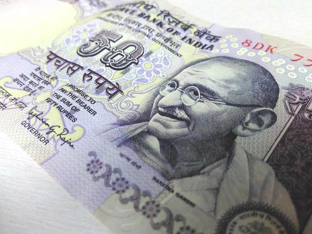 rupee india currency