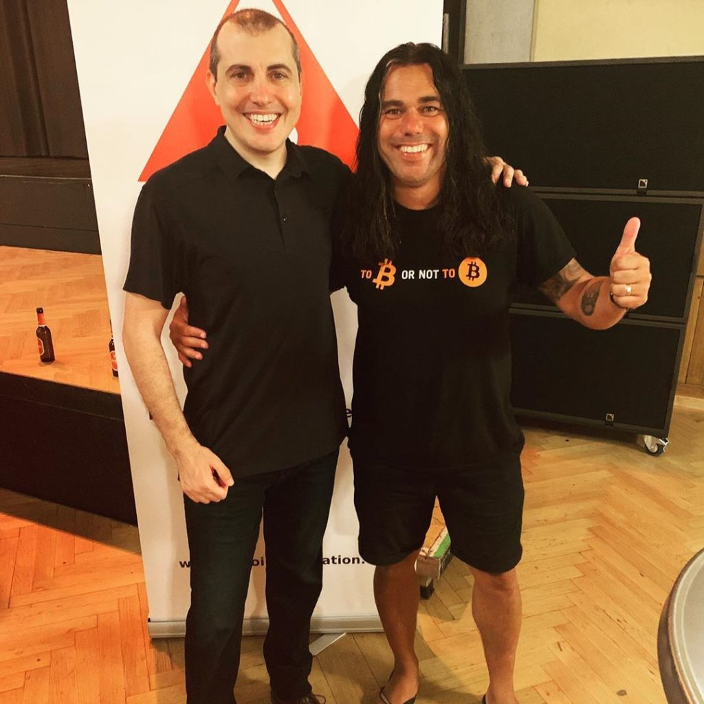 Didi and Andreas Antonopoulos